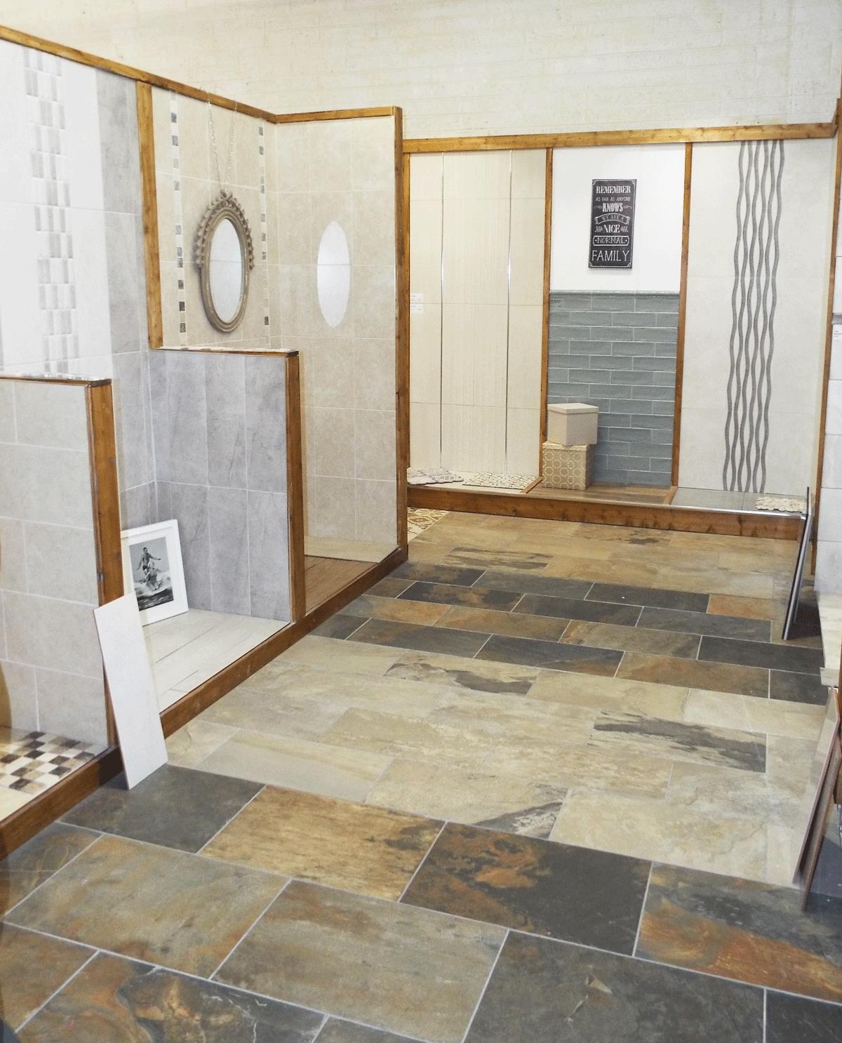 First Choice Tiles & Wooden Floors – Dungarvan Shop Window