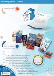 Stationery,Flyers & leaflets